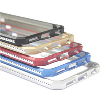 For iphone6 plus metal frame bumper case Imatch patent design/ alu frame case for iphone6 EXW price