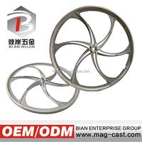 OEM auto parts accessories aluminum die casting car accessories 2015