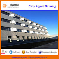 Hot Sale Prefabricated High-rise Steel Structural Building