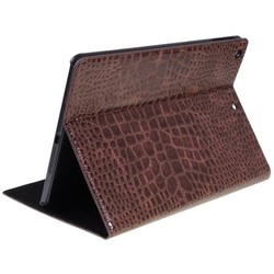 PU leather tablet stand leather case for ipad 5