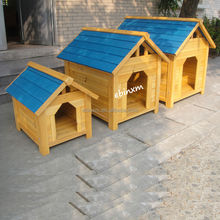 D018 Cheap Indoor and Outdoor Wooden Dog Kennel