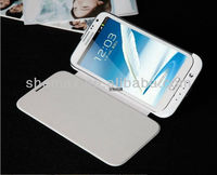 Battery Cover Case with Standing For Galaxy Note 2 n7100