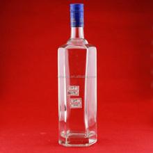 Wholesale chinese liquor bottles vodka glass bottle 700ml