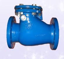 DIN standard check valve usd for water ,petroleum PN10 PN16