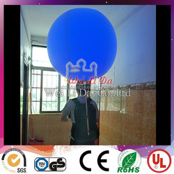 Various Color party decorations/ Inflatable led balloons/wedding decoration