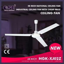 ceiling fan metal wholesalers 48 inch ceiling fan metal manufacturers small ceiling fan promotion HGK-XJ02Z