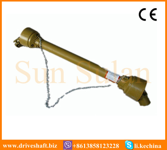 Pto Shafts For Farm Equipment : Pto shaft yokes for agricultural machinery with ce