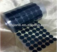 polyester self adhesive dots/polyester self adhesive circle/polyester sticky back dots