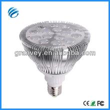 CE/ROHS factory price 15W high quality 12v diameter 120mm e26/e27 led spot light