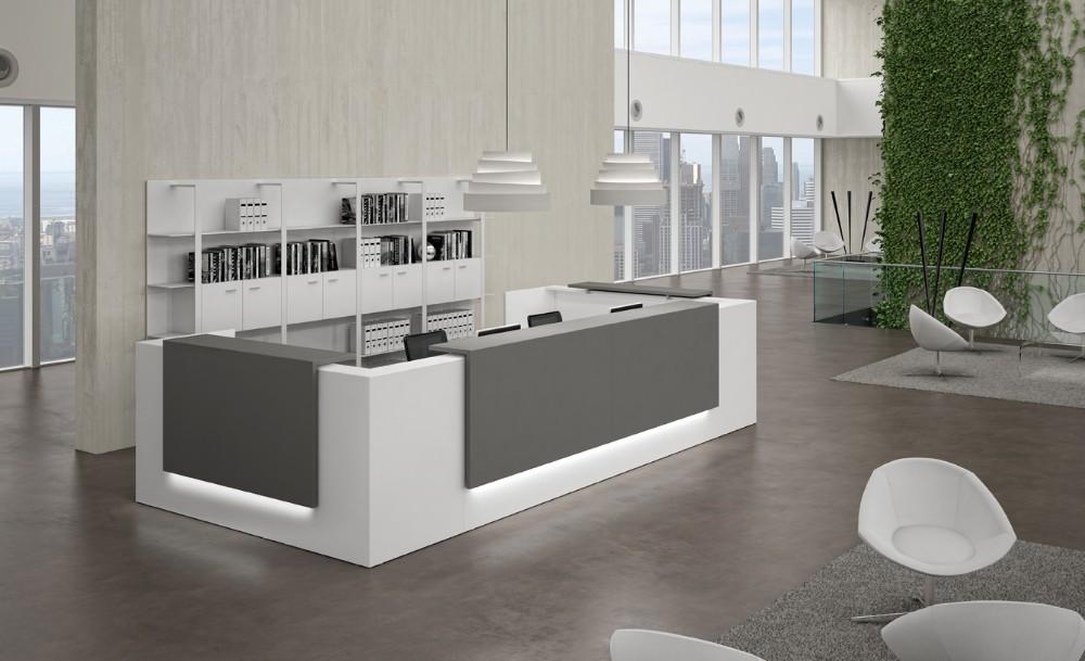 mobili rio de escrit rio moderno mesa da frente design