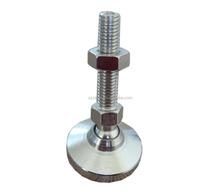 Anti- vibrationsmaschine nivellierfüße schwer- pflicht maschine einstellbar bein nivellierung gleiten schraubfüße montieren Basis