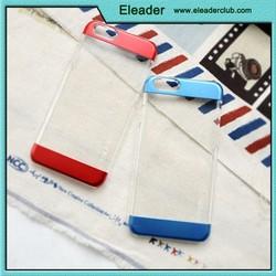 plastic transparent case for motomo iphone 6
