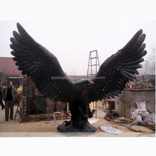 Bronze Eagle Statue Sculpture