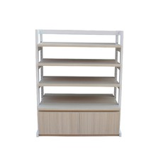 2015 Good Quality Customized wood display shelves
