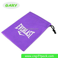 recyclable folding promotional non-woven contracted bags of printing