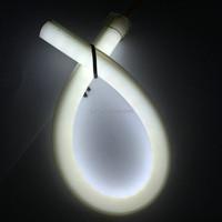 12V 10W 60CM White/Amber Led Flexible strip Daytime running light