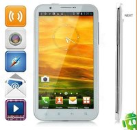 6 inch N9880 Android 4.0 WCDMA Wi-Fi GPS and Dual-SIM Smart phone