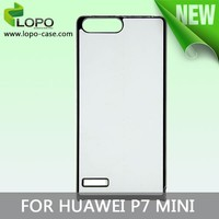 New arrival Sublimation PC case for Huawei P7 MINI