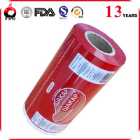 china supplier moisture proof PET/PA/PE plastic packaging film