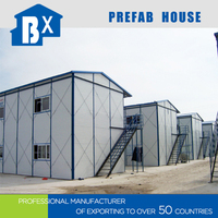 Light Steel Frame Easy Installation Foldable PREFAB HOME
