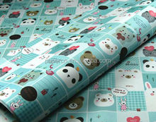 Luxury Glossy Lamination Printing custom gift wrapping paper
