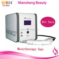 Popular no-needle mesotherapy machine gun /mesotherapy injections for sale