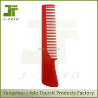disposable convenient hotel comb,plastic comb