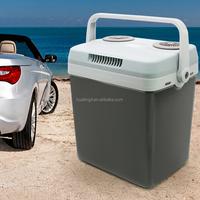 3colors 25L dc 12v car portable fridge freezer refrigerator