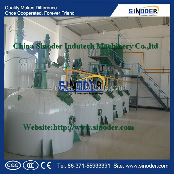 High grade crude oil refinery ,coconut oil refinery plant ,soybean oil ...