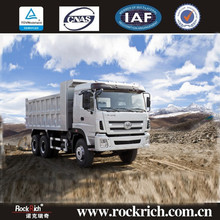 6x4 left hand drive or right hand drive 20 cubic dump truck