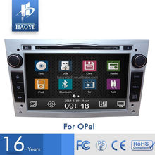 Good Prices Small Order Accept D In Car Dvd Players For Opel Corsa