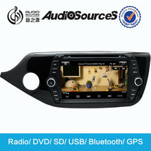 car stereo for ceed 2013 to 2014 car audio system with reverse camera GPS navigation bluetooth