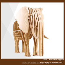 wood Elephants table coffee table for living room furniture