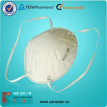smoke pollen protection mouth gas dust mask N95 FPP1/FPP2 respirator