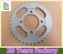 High Quality 428 Motorcycle Chain and Sprocket Set