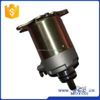 SCL-2012030739 GY6 125CC 150CC Starter Motor for Motorcycle Parts