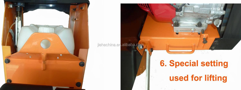 Concrete Pavement Cutting Machine With Honda GX390, 400mm Blade,Max Cutting depth 150mm(JHD-400)