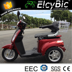 Chinese 48v three wheel electrci tricycle with high quality( E-TDR06)