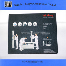Customized advertising imprint rubber mouse pads