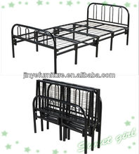 cama plegable solo metal