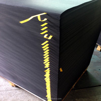High thickness black paper board