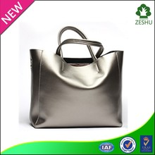 handmade New Woman Handbag fashion Designer pu big brand bag