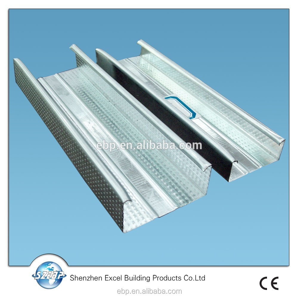 Building Materials Product : Building materials galvanized steel metal stud partition