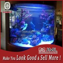 large aquarium fish acrylic tank acrylic fish tank acrylic aquarium with wood frame