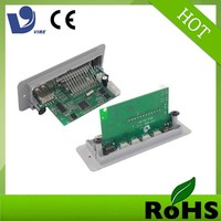 Support USB flash drive MP3 Decoder Board with Remote Control