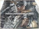 100% poliéster impermeável impresso camuflagem da floresta fabric05