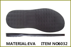 New coming slip resistant eva plastic shoe sole material