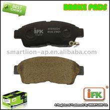 449112651 GDB1143 TOYOTA CAMRY/CARINA/COROLLA/RAV Low-metallic Brake Pads