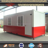 Modular prefab workshop / prefabricated container office