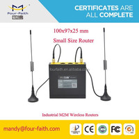 F3427 Dual SIM Industrial M2M Modem/ VPN Router for 3G UMTS/HSPA/EDGE Networks